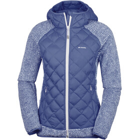 Columbia Techy Jas Dames blauw